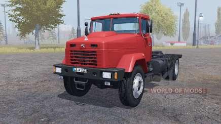 KrAZ 5133 trator para Farming Simulator 2013