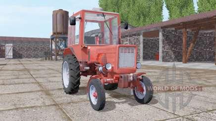 T-25 soft-vermelho para Farming Simulator 2017