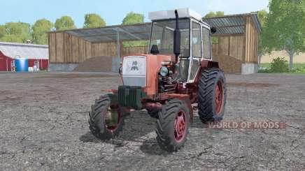 YUMZ 8271 animação portas para Farming Simulator 2015