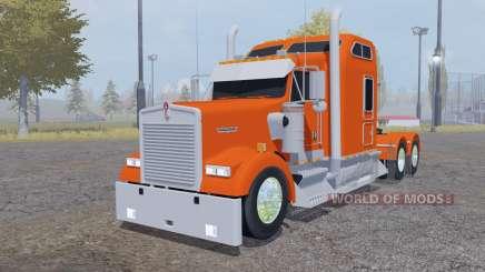 Kenworth T904 v1.1 para Farming Simulator 2013