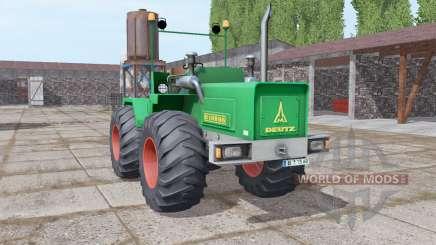 Deutz D 160 06 1972 para Farming Simulator 2017