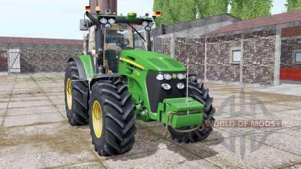 John Deere 7730 full washable para Farming Simulator 2017