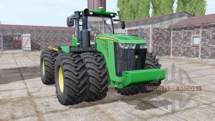 John Deere 9460R para Farming Simulator 2017