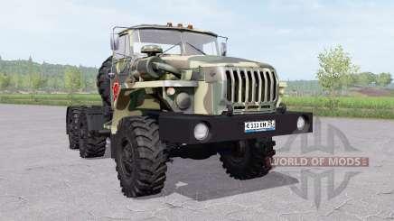 Ural 4420 v1.2 para Farming Simulator 2017