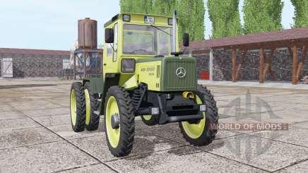 Mercedes-Benz Trac 800 para Farming Simulator 2017