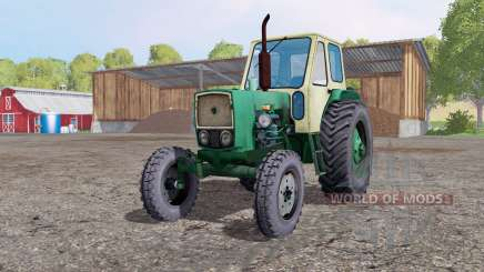 UMZ 6L luz-cinza-amarelo para Farming Simulator 2015