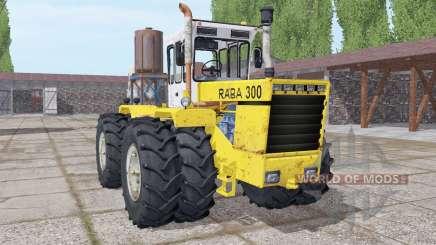 RABA 300 para Farming Simulator 2017