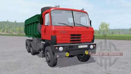 Tatra T815 S3 v2.2.1 para Farming Simulator 2017