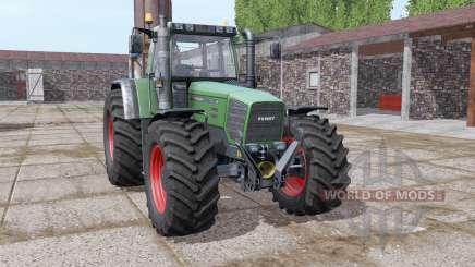 Fendt Favorit 822 multicolor para Farming Simulator 2017