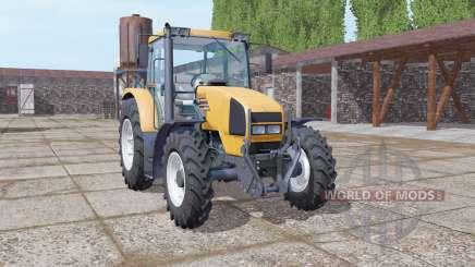 Renault Ares 550 RZ loader mounting para Farming Simulator 2017