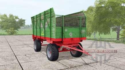 Hawe SLW 20 para Farming Simulator 2017