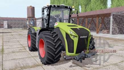 CLAAS Xerion 4000 Michelin tires para Farming Simulator 2017