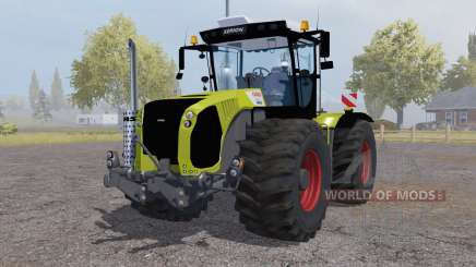 CLAAS Xerion 5000 Trac VC strong yellow para Farming Simulator 2013