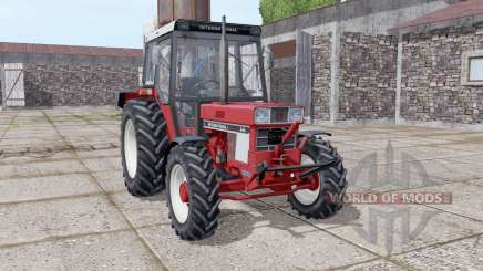 International Harvester 644 4WD para Farming Simulator 2017
