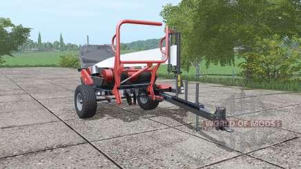 URSUS Z-586 fast wrap v1.0.0.1 para Farming Simulator 2017
