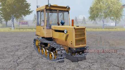 DT 75ML laranja para Farming Simulator 2013