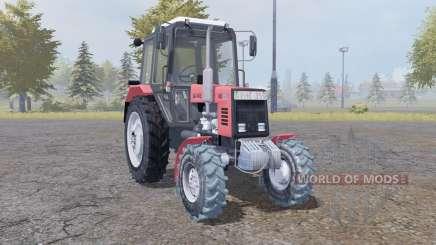 MTZ Bielorrússia 820 para Farming Simulator 2013
