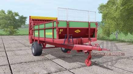 Strautmann BE5 para Farming Simulator 2017