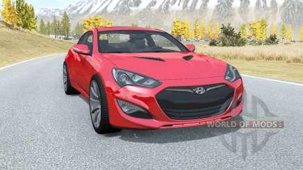 Hyundai Genesis coupe 2011 para BeamNG Drive