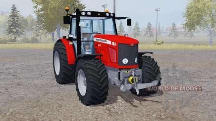 Massey Ferguson 6475 red para Farming Simulator 2013