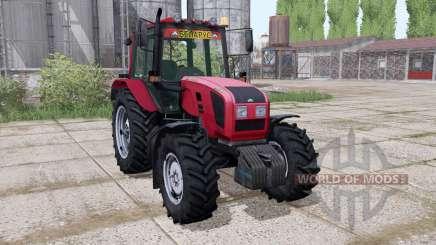 Bielorrússia 1220.3 Chervony para Farming Simulator 2017