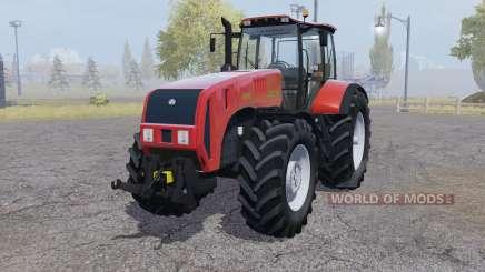 Bielorrússia 3522 controle interativo para Farming Simulator 2013