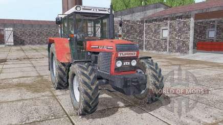 ZTS 16245 Turbo very soft red para Farming Simulator 2017