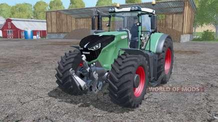 Fendt 1050 Vario interactive control para Farming Simulator 2015