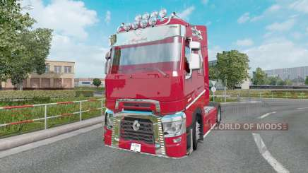 Renault T 520 4x2 High Sleeper Cab para Euro Truck Simulator 2