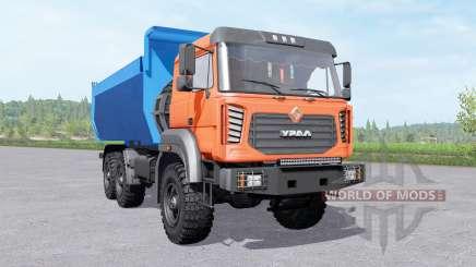 Ural de 6370 caminhão para Farming Simulator 2017