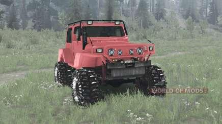 Jeep Wrangler (TJ) Pathfinder para MudRunner