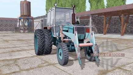 YUMZ 6КЛ com PKU v1.4 para Farming Simulator 2017