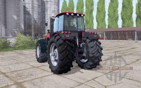 Bielorrússia 4522 rodas duplas para Farming Simulator 2017