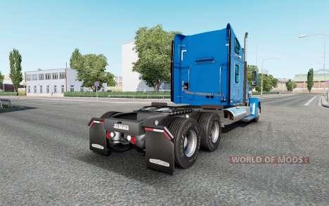 Freightliner Coronado Raised Roof para Euro Truck Simulator 2