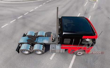Freightliner Argosy v2.4.1 para Euro Truck Simulator 2