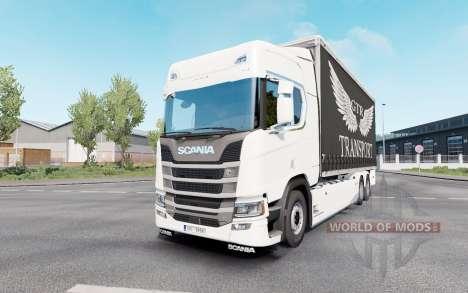 Scania S 730 Highline Tandem v1.1 para Euro Truck Simulator 2