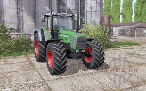 Fendt Favorit 818 Turboshift more configurations para Farming Simulator 2017