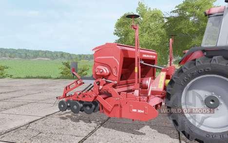 Kuhn Sitera 3000 and HR 304 D para Farming Simulator 2017