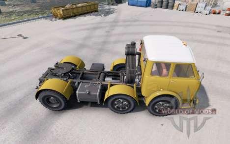 POUCO 520 para American Truck Simulator