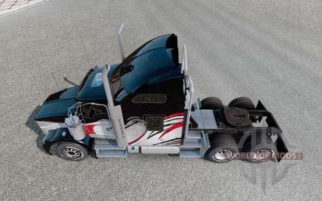 Kenworth T800 v1.1 para Euro Truck Simulator 2