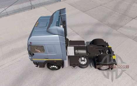 MAZ 5440Е9-520-031 para American Truck Simulator