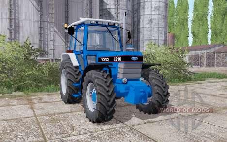 Ford 8210 4x4 para Farming Simulator 2017