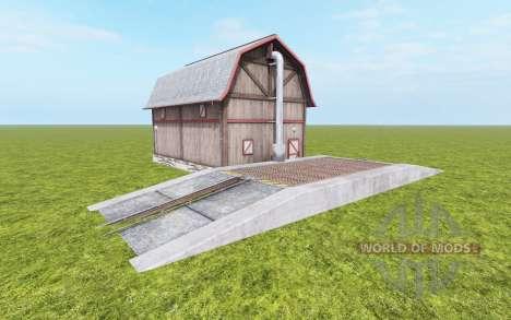 Grain Storage v1.1 para Farming Simulator 2017