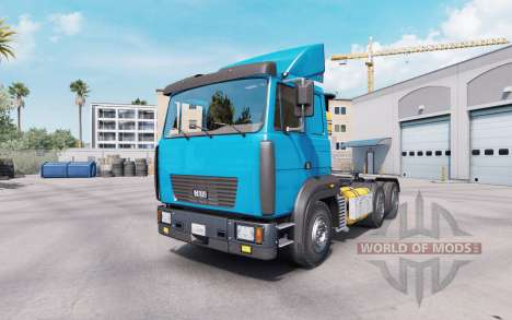 POUCO 6422 para American Truck Simulator