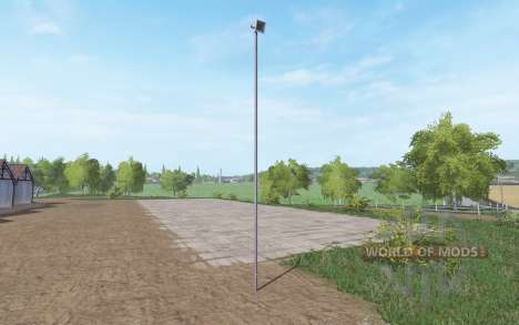 Holofotes para Farming Simulator 2017