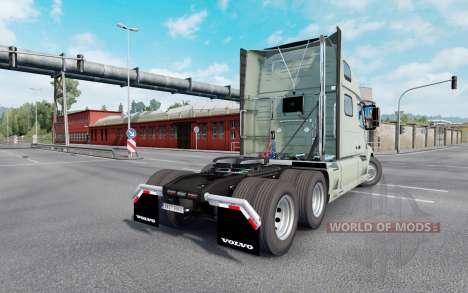 Volvo VNL 860 2017 para Euro Truck Simulator 2