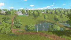A aldeia de Berry v1.4.3 para Farming Simulator 2017