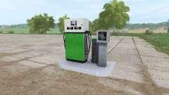 Dispensador de combustível para Farming Simulator 2017