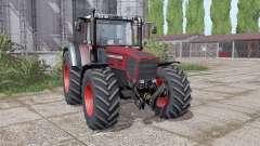 Fendt Favorit 816 Turboshift twin wheels para Farming Simulator 2017