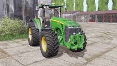 A John Deere 8530 Power Edition para Farming Simulator 2017
